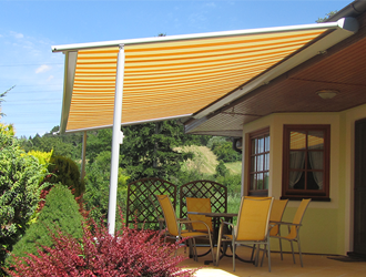 Markilux Pergola 110 and 210 Awnings