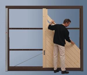 Build Your Own Timber Garage Door Bespoke Timber Garage