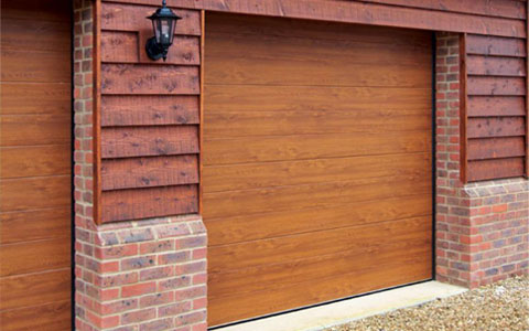 Gliderol Sectional Garage Doors From The Garage Door Centre Uk