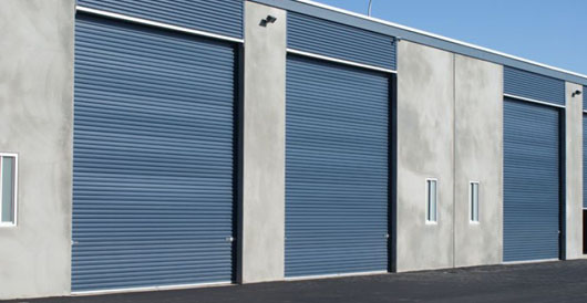 Gliderol Steel Industrial Roller Door