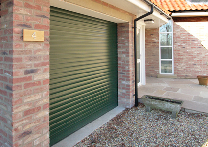 Gliderol Insulated Automatic Roller Doors