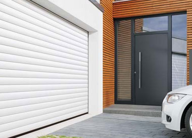 Hormann Rollmatic Roller Garage Doors Insulated