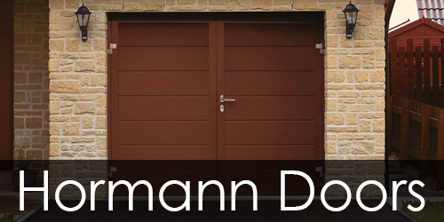 Hormann Insulated Side Hinged Garage Doors