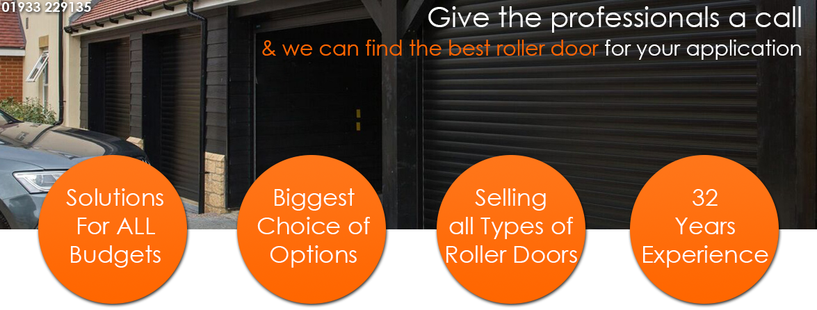 Guide to buying Roller Shutter Garage Doors by The Garage Door Centre - with over 32 years experience