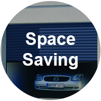 Roller shutters offer space saving qualities