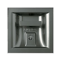 Platinbronze Handle - Silvelox Trackless Sectional