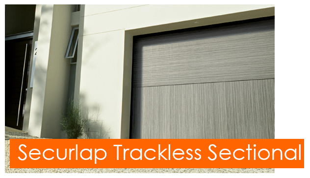 Silvelox Securlap Trackless Sectional Doors