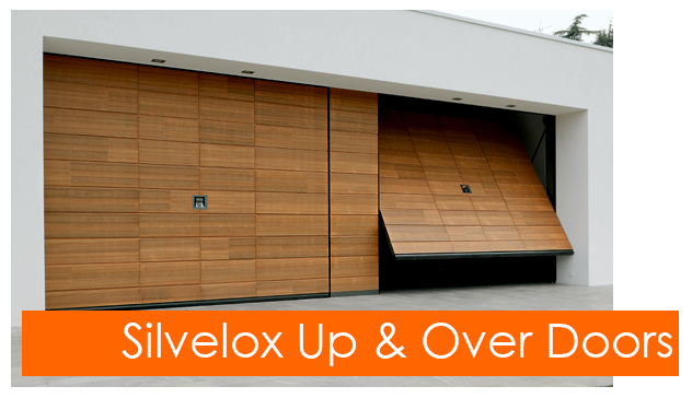 Silvelox up and over garage doors