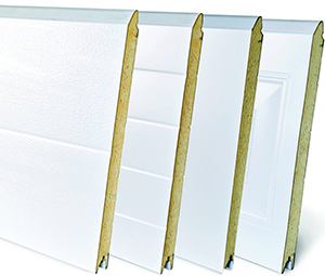 SWS SeceuroGlide Sectional Insulated Panels