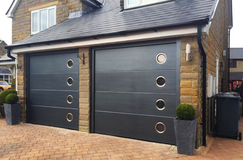 SWS Sectional Garage Doors
