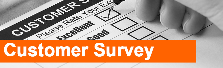 Customer Survey Form The Garage Door Centre