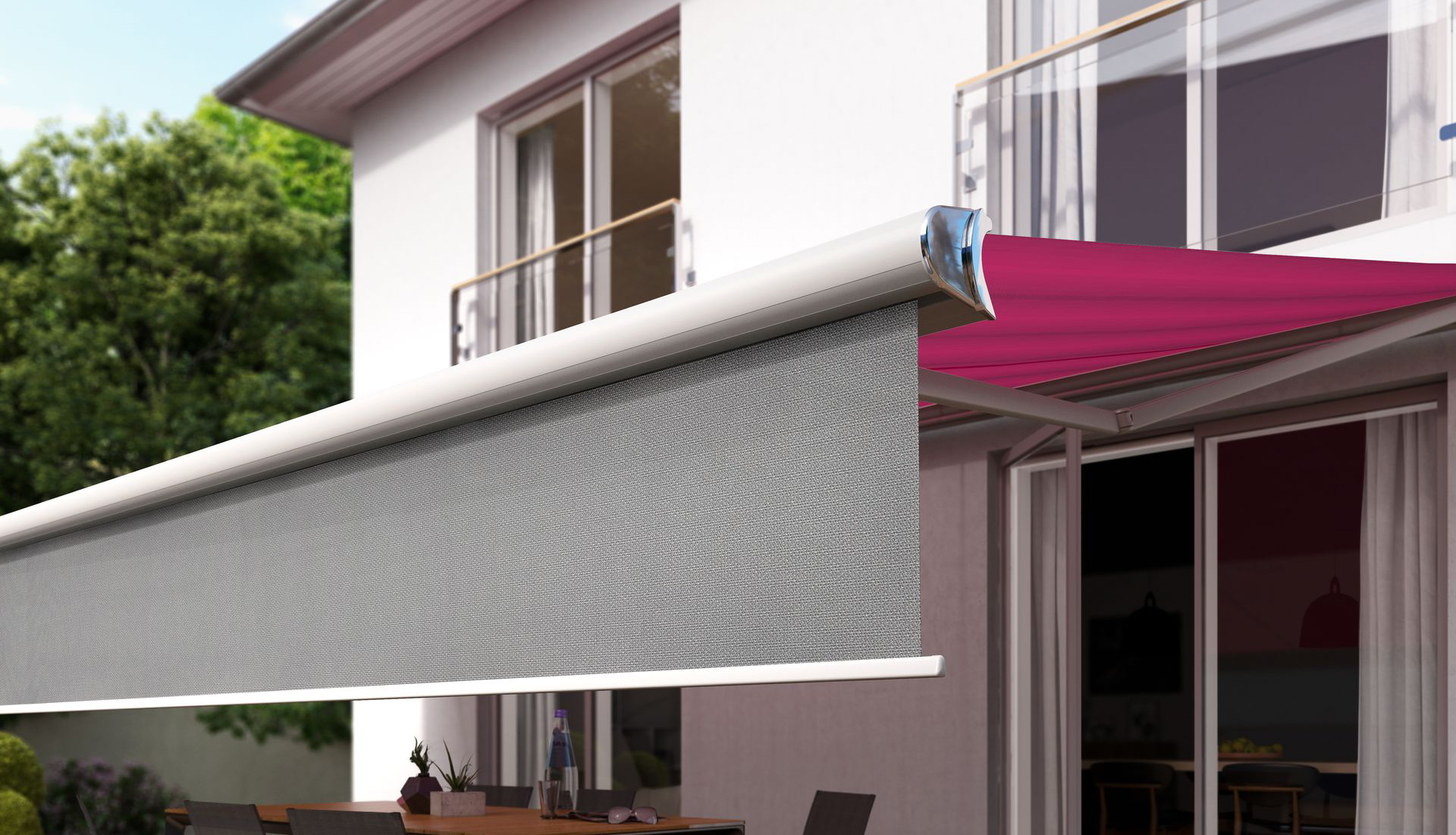 new arrival 6760e a61c5 Awnings For The Home | Retractable Awnings, All Weather ...