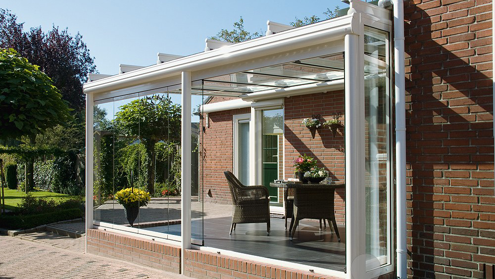Garden Glass Rooms - Samson Awnings
