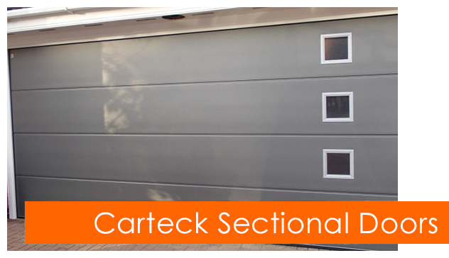 Click here for Carteck Sectional Doors
