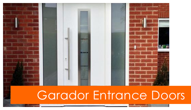 Garador Entrance Doors