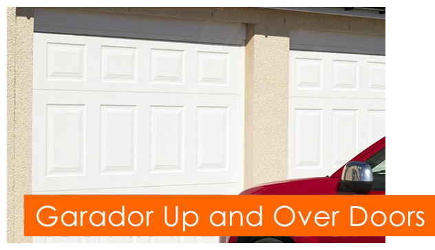 Garador up and over garage doors