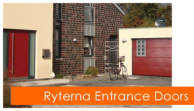 Ryterna Entrance Doors
