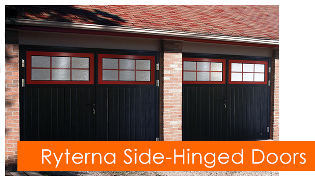 Ryterna Side Hinged Garage Doors