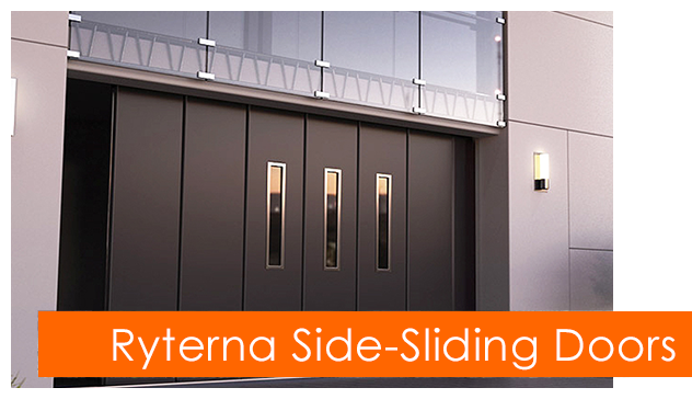 Ryterna Side-Sliding Garage Doors