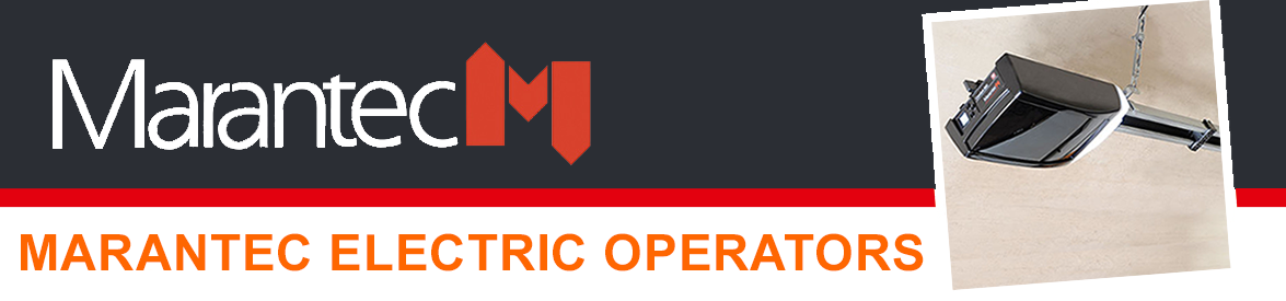 Marantec Electric Operators