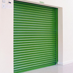 SeceuroShield 75 Roller shutter for security