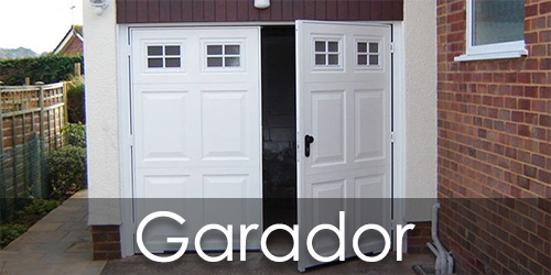 For Garador side hinged doors, click here