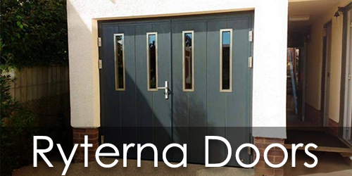 To view the Ryterna side hinged doors, click here