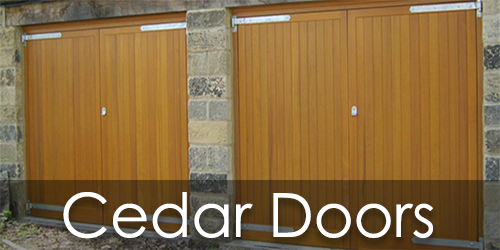 To view the Cedar side hinged doors, click here