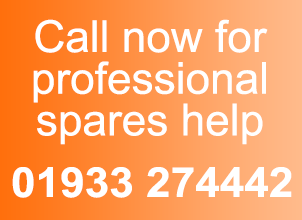 Call 01933 274442 for spares help in the UK