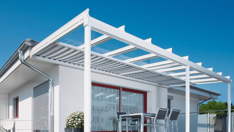 Hệ thống mái nhà bằng kính Canopy Veranda