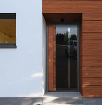 Bespoke Front Entrance Door Inspiration