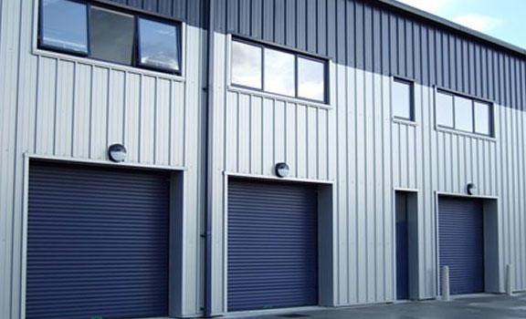 Industrial Door Systems Garage Doors The Garage Door