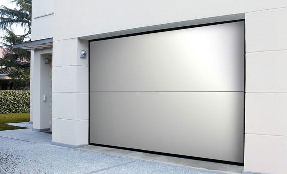 Overlap Trackless Garage Doors The Garage Door Centre