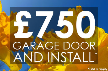 £750 for Door and Install LOCAL OFFER