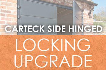 Side Hinged Locking Upgrade HALF PRICE!