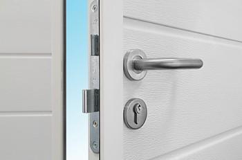 Insulated Side Hinged Doors