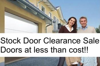 Special Offer Clearance Doors