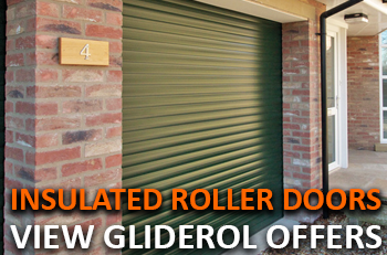 FREE SECURITY UPGRADE on Gliderol Insulated Roller Doors