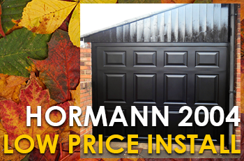Hormann 2004 LOW PRICE Install