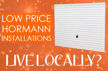 Hormann Low Price Local Install