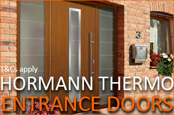 Hormann Thermo Entrance Doors