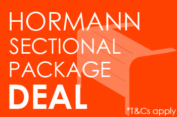 Hormann Sectional Package Deal