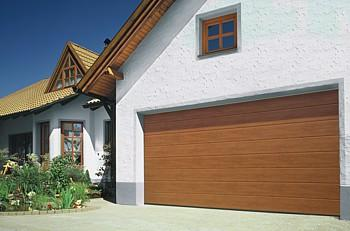 Hormann Decograin Garage Doors