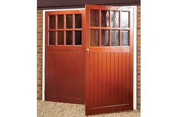 GRP Side Hinged Garage Doors