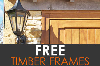 FREE & Half Price Offers on Timber Frames