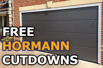 FREE Size Cutdowns on Hormann Sectionals