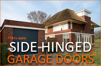 INSULATED Side-Hinged Doors