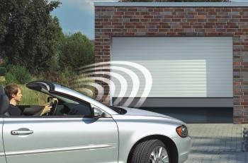 Hormann Rollmatic Garage Door