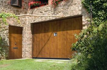 Silvelox Garage and Entrance Doors