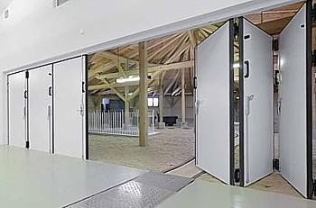 Supersized Garage Doors